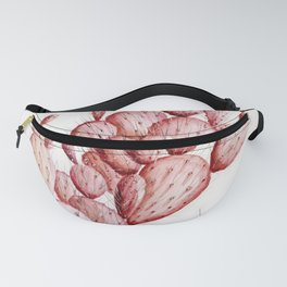Pink Cacti Fanny Pack