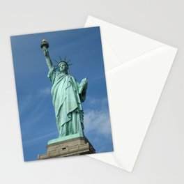 Statue of Liberty - New York City, New York, USA Stationery Cards