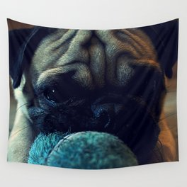 puggy Wall Tapestry