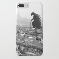 Old Time Godzilla Slim Case iPhone 7 Plus