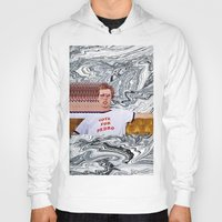 napoleon Hoodies featuring Napoleon  by elluce