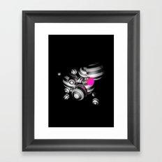 Node1 Framed Art Print
