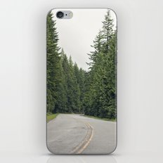 lonely road. iPhone & iPod Skin