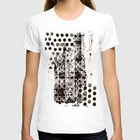 arab T-shirts featuring Dotty Arabesque by Bestree Art Designs