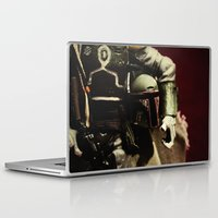 notorious Laptop & iPad Skins featuring Notorious by Gareth Payne