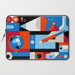 World View Laptop Sleeve