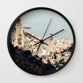 Airy Amalfi Wall Clock