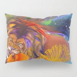 The Vegan Kiniun Pillow Sham