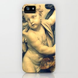 The Hallelujah Cherub. iPhone Case