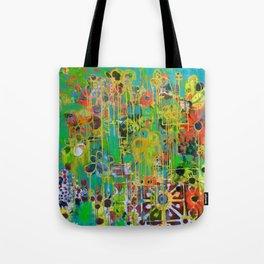 Garden Hellcat Tote Bag