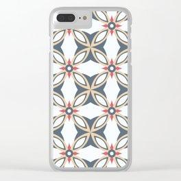 Crêperie Clear iPhone Case