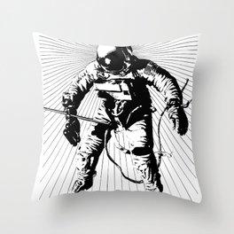 Ed White, 1965 Throw Pillow