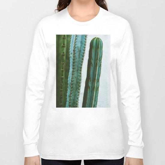 California Cactus Garden II Long Sleeve T-shirt
