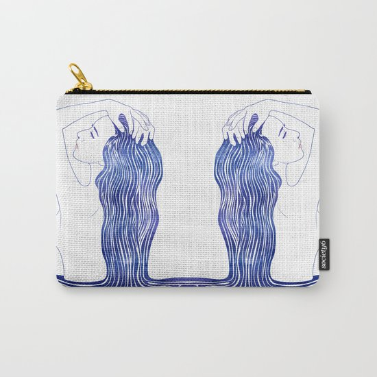 Water Nymph XXXIX Carry-All Pouch