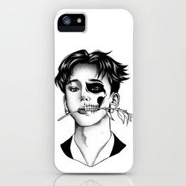 Poisonous JM iPhone Case