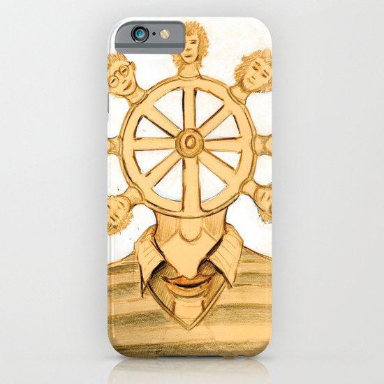 The helm iPhone & iPod Case