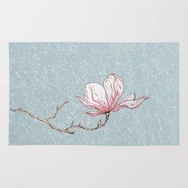 Magnolia Bloom Rug