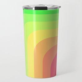Retro Watermelon Travel Mug