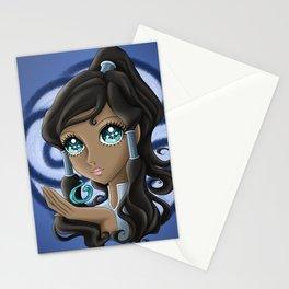Avatar Korra: Kishimoto Style Stationery Cards