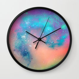 Event Horizon Wall Clock