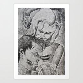Forbidden Art Print