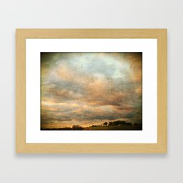 Landscape #4 Framed Art Print