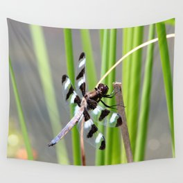 Dragon Fly 2 Wall Tapestry