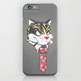 MR. GOODCAT iPhone Case