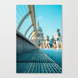 St. Pauls - London Canvas Print