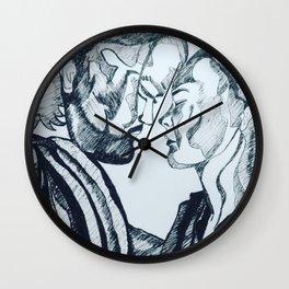 Client Wall Clock