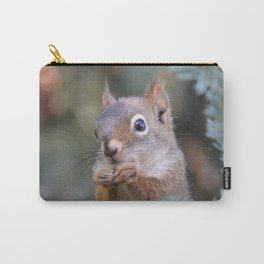 Mr. Squirrel ~ I Carry-All Pouch