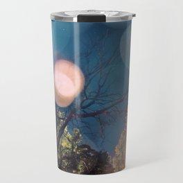 Stars + trees Travel Mug
