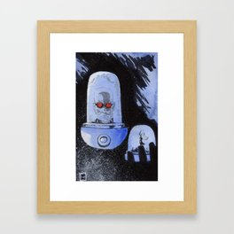 Chill Out by BINDU Framed Art Print