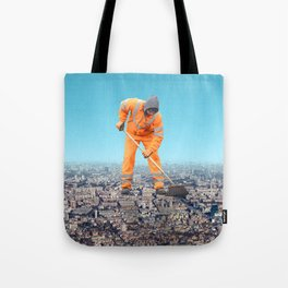 Maintenance City Tote Bag