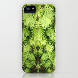 Greybeard In The Wood iPhone Case
