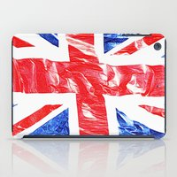 uk iPad Cases featuring UK by arnedayan