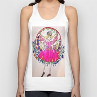 fairy tale Tank Tops featuring Fairy tale by Daizy Boo