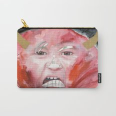 I feel angry Carry-All Pouch