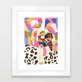 World Full Of Colors Framed Art Print