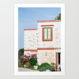 Apulian Dream - 2 Art Print