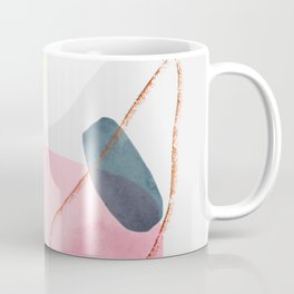 abstract dog Coffee Mug