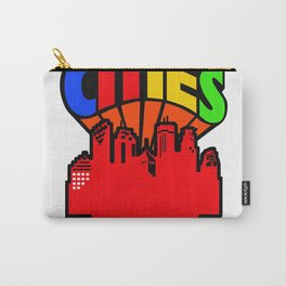#heArtoftheCities Carry-All Pouch