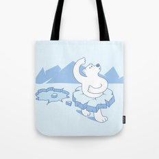 ice ballet Tote Bag