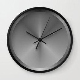 dynamic black Wall Clock