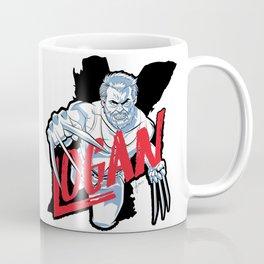 LOGAN clear Coffee Mug