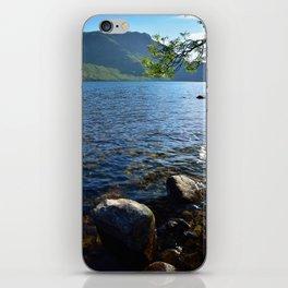 ennerdale water iPhone Skin