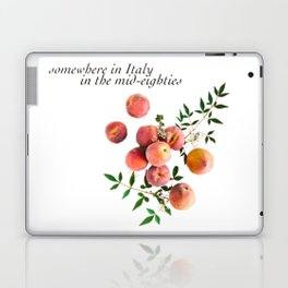 Call Me By Your Name - Inscription Laptop & iPad Skin