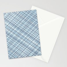 Weave 45 Blues Stationery Cards