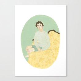 Naftali Canvas Print