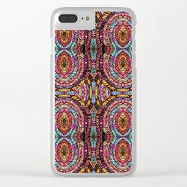 Africana Clear iPhone Case